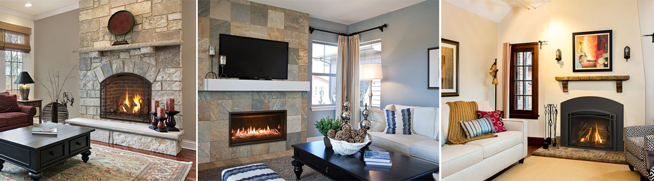 B & B Plumbing & Heating, Sioux Center, Iowa - Fireplaces
